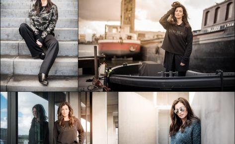 Fotoshoot voor kledingmerk Pitch Black