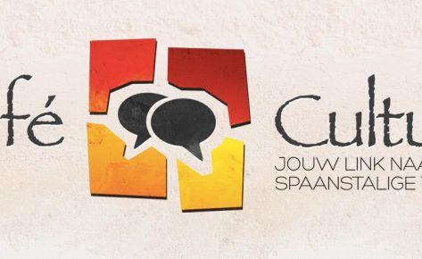 Nieuw logo voor Cafe Cultura