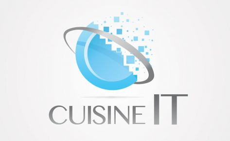 Logo & visitekaartje Cuisine IT