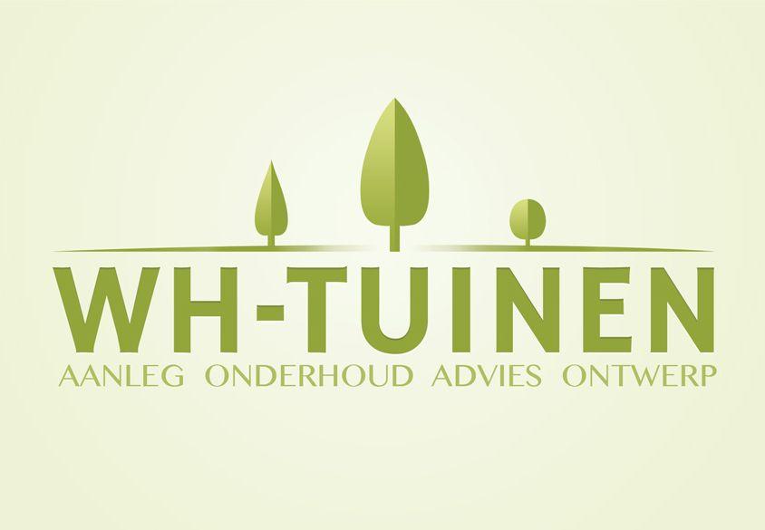 Nieuw logo voor WH-Tuinen