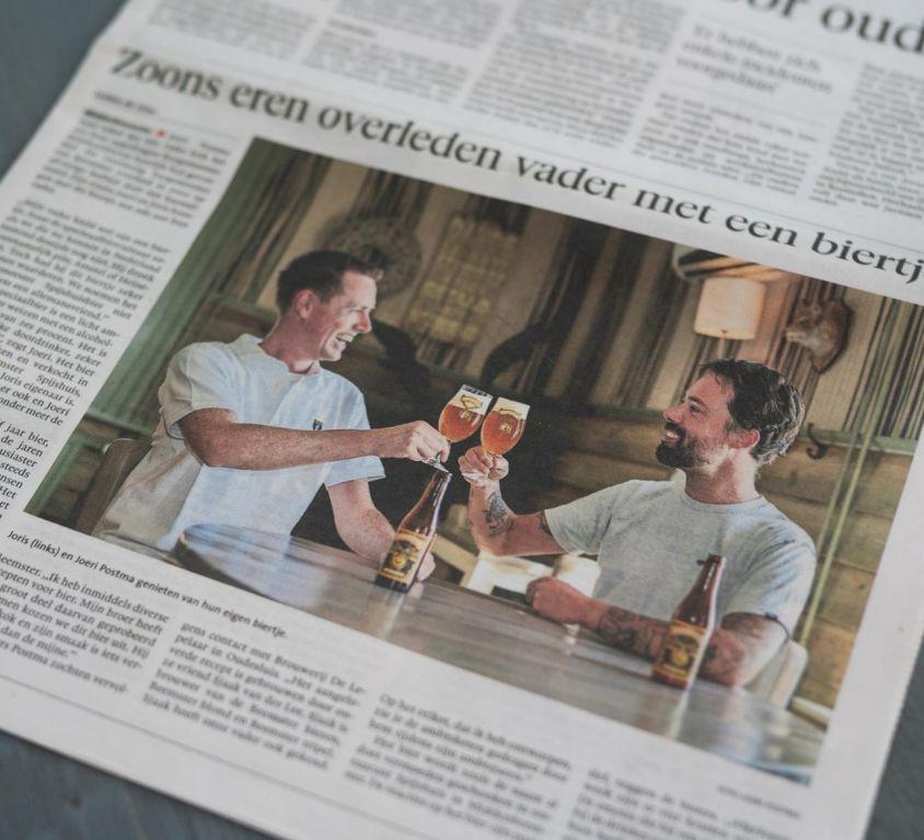 Ontwikkeling speciaal bier