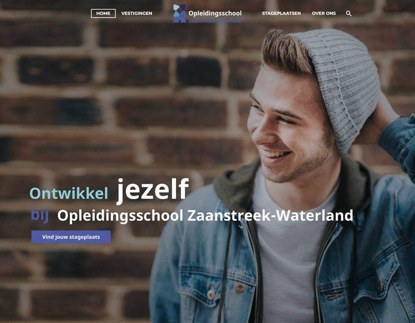 Vacature website OZ-W