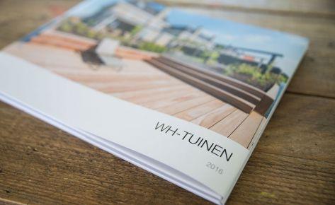 Portfolioboek WH-tuinen